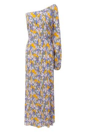 Женское хлопковое платье PEFORGIRLS разноцветного цвета, арт. PE.100.2012.07.16223.199 | Фото 1