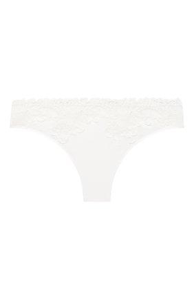Женские трусы-стринги AMBRA белого цвета, арт. 1430 | Фото 1