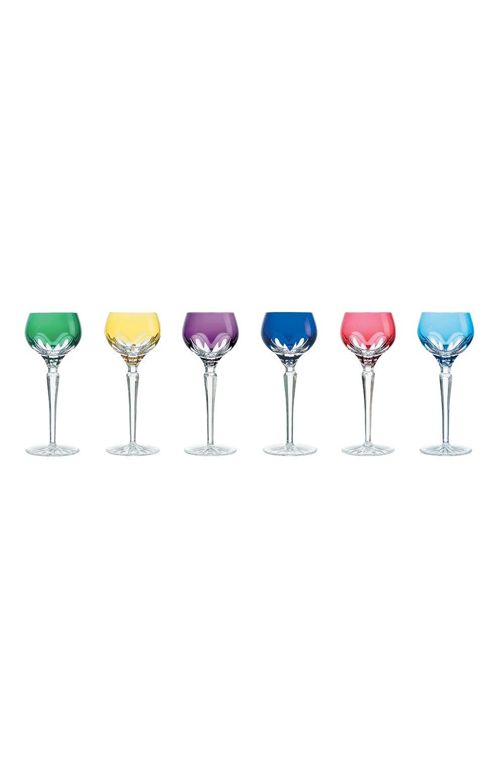 Мужского набор из 6-ти фужеров для вина lausanne FABERGE разноцветного цвета, арт. 526026   Фото 1