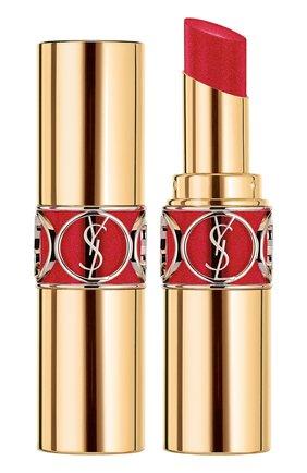 Женская губная помада rouge volupte shine, оттенок 105 YSL бесцветного цвета, арт. 3614272806863 | Фото 1