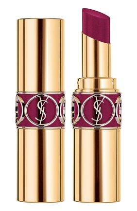 Женская губная помада rouge volupte shine, оттенок 106 YSL бесцветного цвета, арт. 3614272806870 | Фото 1