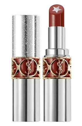 Женская губная помада rouge volupte rock'n shine, 2 YSL бесцветного цвета, арт. 3614272808225 | Фото 1