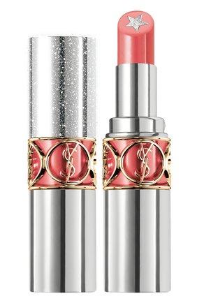 Женская губная помада rouge volupte rock'n shine, 3 YSL бесцветного цвета, арт. 3614272808232 | Фото 1