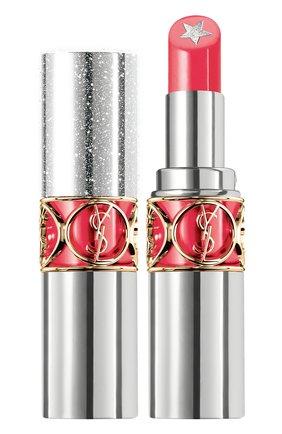 Женская губная помада rouge volupte rock'n shine, 4 YSL бесцветного цвета, арт. 3614272808249 | Фото 1