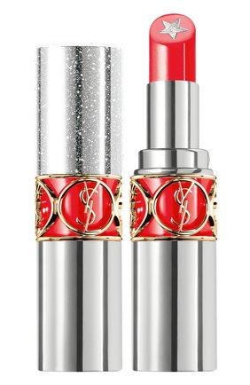 Женская губная помада rouge volupte rock'n shine, 5 YSL бесцветного цвета, арт. 3614272808256 | Фото 1