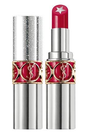 Женская губная помада rouge volupte rock'n shine, 8 YSL бесцветного цвета, арт. 3614272808287 | Фото 1