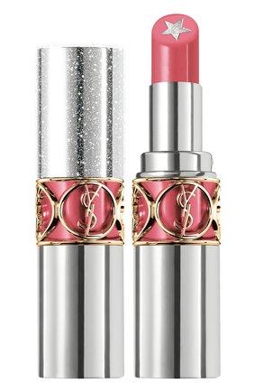 Женская губная помада rouge volupte rock'n shine, 10 YSL бесцветного цвета, арт. 3614272808300 | Фото 1
