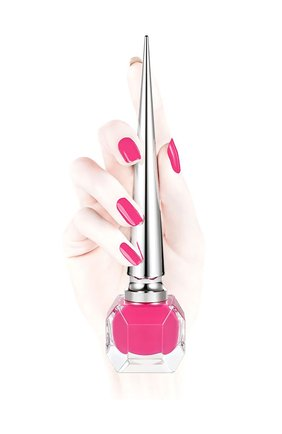 Лак для ногтей the pops, оттенок pluminette CHRISTIAN LOUBOUTIN бесцветного цвета, арт. 8435415035484 | Фото 2