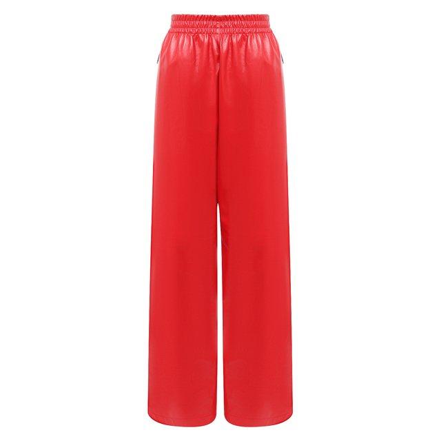 Кожаные брюки Bottega Veneta