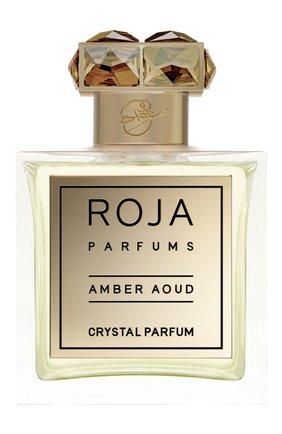 Женский духи aoud crystal ROJA PARFUMS бесцветного цвета, арт. 5060270292562 | Фото 1