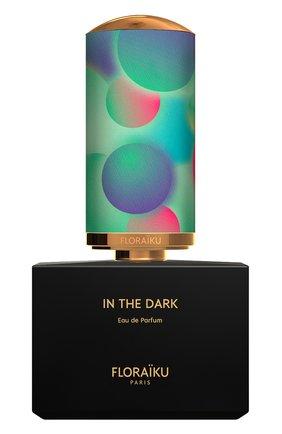 Парфюмерная вода in the dark FLORAIKU бесцветного цвета, арт. 3701123004094 | Фото 1