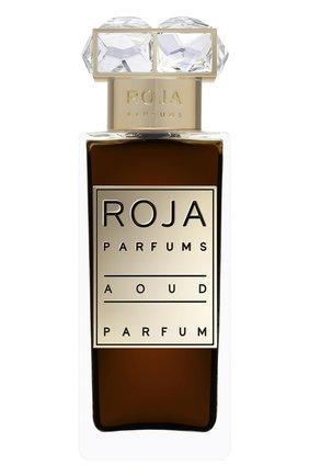 Женский духи amber aoud ROJA PARFUMS бесцветного цвета, арт. 5060270291497 | Фото 1