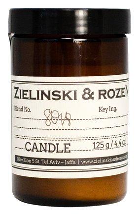 Мужская свеча 8018 ZIELINSKI&ROZEN бесцветного цвета, арт. 4627153153030 | Фото 1