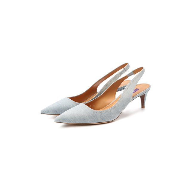 Текстильные туфли Cleo Ralph Lauren