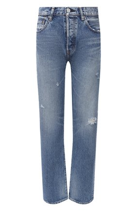 Женские джинсы MOUSSY голубого цвета, арт. 025DSC11-2250 | Фото 1