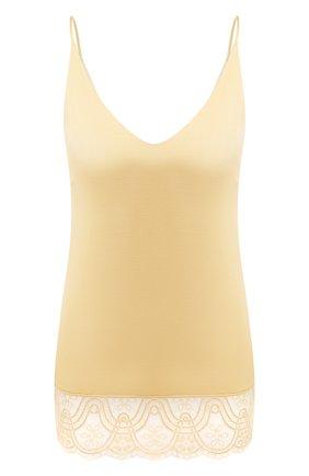 Женская топ MEY желтого цвета, арт. 45 349 | Фото 1