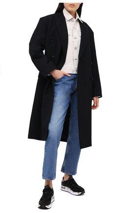 Женские комбинированный кроссовки conny PREMIATA черного цвета, арт. C0NNY/VAR4821 | Фото 2