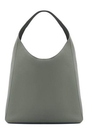 Женская сумка shoulder LORO PIANA голубого цвета, арт. FAL0099 | Фото 1