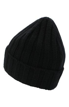 Женский шерстяная шапка OFF-WHITE черного цвета, арт. 0WLA008E20KNI0011010 | Фото 2
