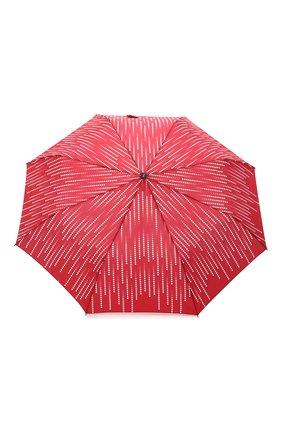 Женский складной зонт DOPPLER красного цвета, арт. 7441465GL 03 | Фото 1