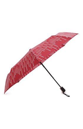 Женский складной зонт DOPPLER красного цвета, арт. 7441465GL 03 | Фото 2