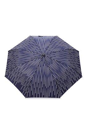 Женский складной зонт DOPPLER синего цвета, арт. 7441465GL 02 | Фото 1