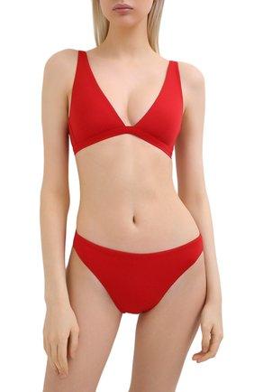 Женский раздельный купальник I.D. SARRIERI красного цвета, арт. BW15148-BW15205 | Фото 2