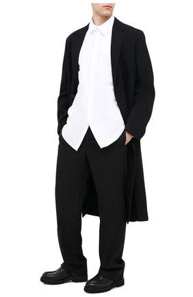 Мужские кожаные ботинки valentino garavani VALENTINO черного цвета, арт. UY2S0D60/YBH | Фото 2