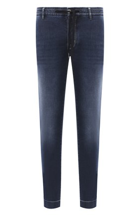 Мужские джинсы JACOB COHEN синего цвета, арт. J676 RELAX C0MF 02050-W2/54 | Фото 1