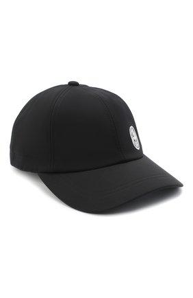 Мужской бейсболка STONE ISLAND черного цвета, арт. 731599222 | Фото 1