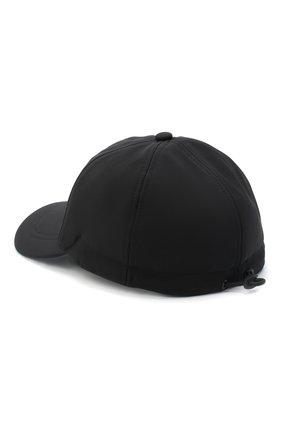 Мужской бейсболка STONE ISLAND черного цвета, арт. 731599222 | Фото 2