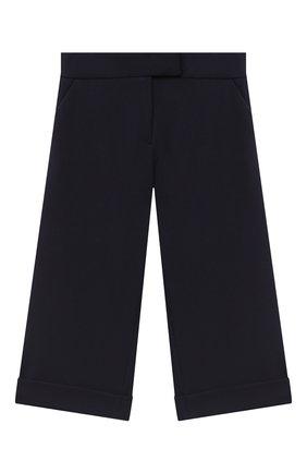 Детского брюки DAL LAGO темно-синего цвета, арт. R208/8111/4-6 | Фото 1