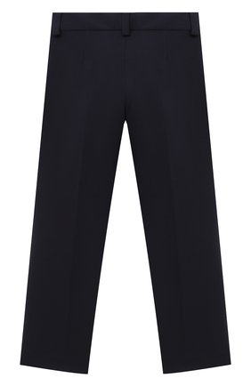 Детские брюки DAL LAGO синего цвета, арт. R210P/8111/7-12 | Фото 2