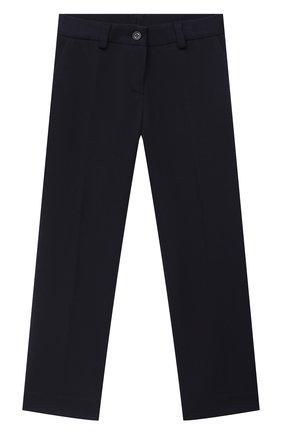 Детского брюки DAL LAGO синего цвета, арт. R210P/8111/13-16 | Фото 1
