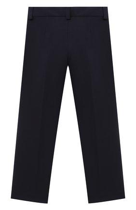 Детские брюки DAL LAGO синего цвета, арт. R210P/8111/13-16 | Фото 2
