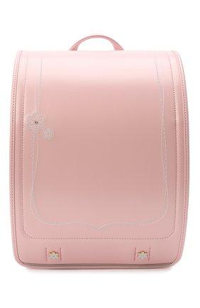 Детская ранец randoseru SEIBAN розового цвета, арт. MR16G1310-0620 | Фото 1