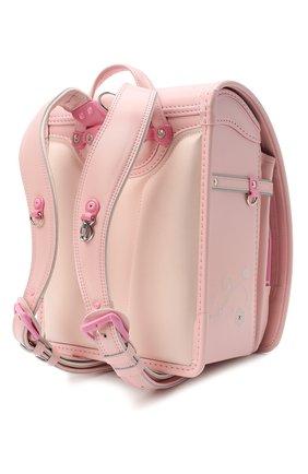 Детская ранец randoseru SEIBAN розового цвета, арт. MR16G1310-0620 | Фото 2
