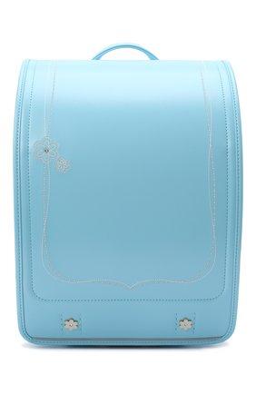 Детская ранец randoseru SEIBAN голубого цвета, арт. MR18G6060 | Фото 1