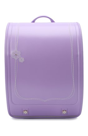 Детская ранец randoseru SEIBAN фиолетового цвета, арт. MR16G8080-0620 | Фото 1