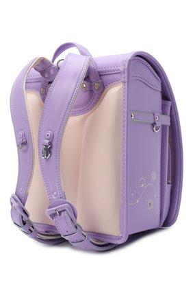 Детская ранец randoseru SEIBAN фиолетового цвета, арт. MR16G8080-0620 | Фото 2