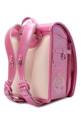 Детская ранец randoseru SEIBAN розового цвета, арт. RG17G2-1210 | Фото 2