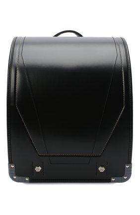 Детская ранец randoseru SEIBAN черного цвета, арт. WA16B9095 | Фото 1