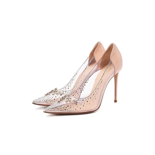 Комбинированные туфли Le Silla