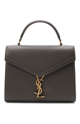 Женская сумка cassandra SAINT LAURENT темно-серого цвета, арт. 623931/B0W0W | Фото 1
