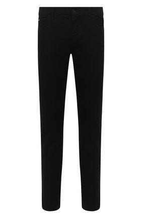 Мужские джинсы DOLCE & GABBANA черного цвета, арт. GY07CD/G8CN9 | Фото 1