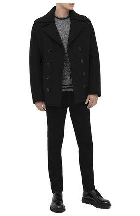 Мужские джинсы DOLCE & GABBANA черного цвета, арт. GY07CD/G8CN9 | Фото 2