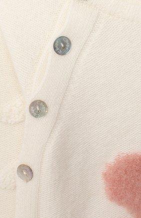 Детского комплект из 4-х предметов CHEPE розового цвета, арт. 371630 | Фото 5