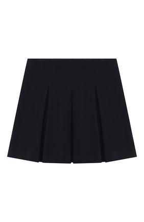 Детская юбка DAL LAGO синего цвета, арт. R353/8111/7-12 | Фото 1