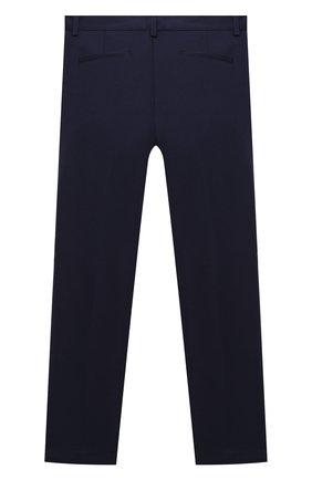 Детские брюки PAOLO PECORA MILANO темно-синего цвета, арт. PP2448/14A-16A | Фото 2