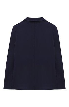 Детский пиджак PAOLO PECORA MILANO темно-синего цвета, арт. PP2458/8A-12A | Фото 2